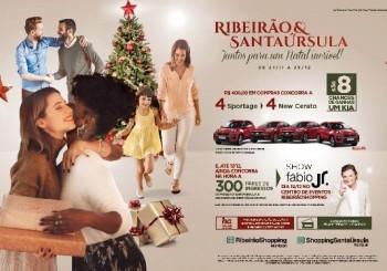 NATAL Ribeirão & Santa Úrsula